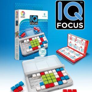 Smart IQ FOCUS Game