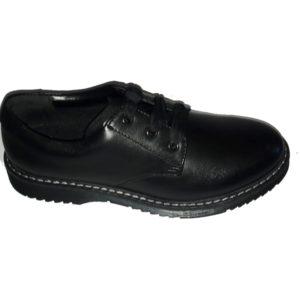 Start-Rite Impact Leather Girls School Shoe