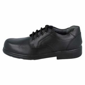 Start-Rite Isaac Leather Boys School Shoe