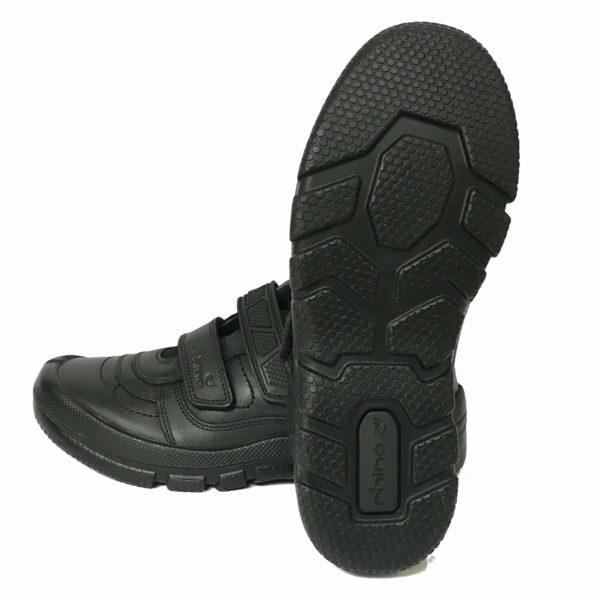 startrite warrior black sole